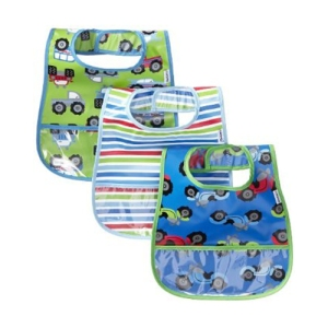 kitchen ready for baby - bibs