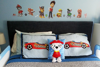 paw patrol feature diy