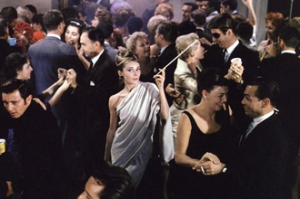 breakfast at tiffanys - cocktail party