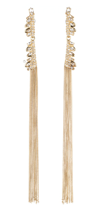 Carole Tanenbaum long shoulder dusters