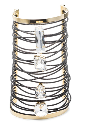 Carole Tanenbaum tall bracelet