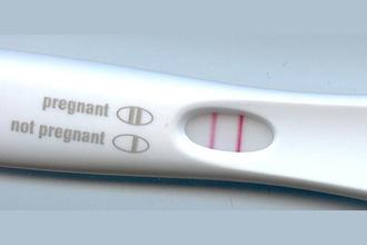 pregnancy test surrogate mother