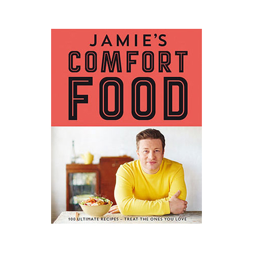 Jamies comfort food recipe book