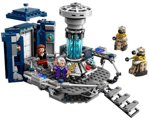 Dr. Who LEGO - or pick one of hundreds of other sets