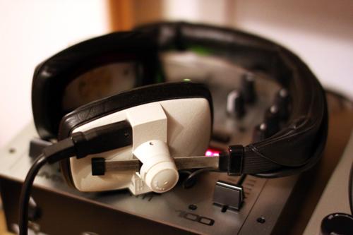 urban suburban daddy headphones
