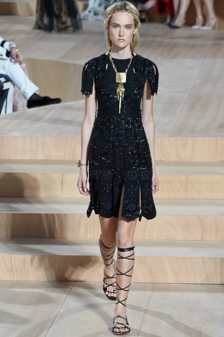 LBD with sparkle - Valentino