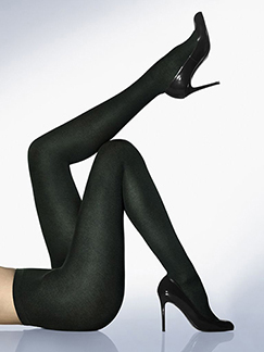 Wolfords cashmere silk tights