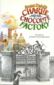 charlie and the chocolate factory favorite childhood books