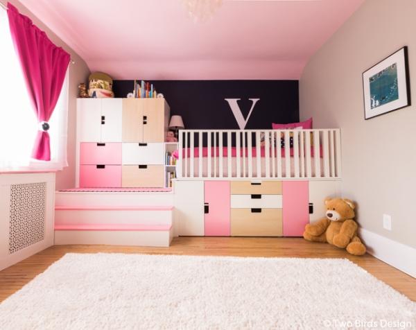 girls room after 2Birds USM