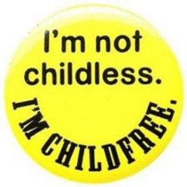 not childless childfree