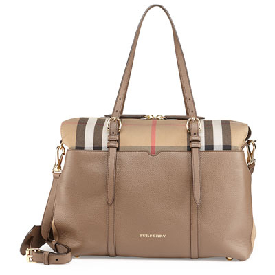 burberry baby bag