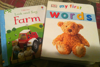 FEATURE word books 200 words