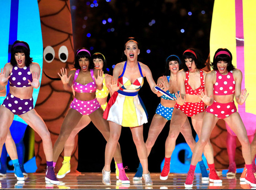 katy perry inset superbowl
