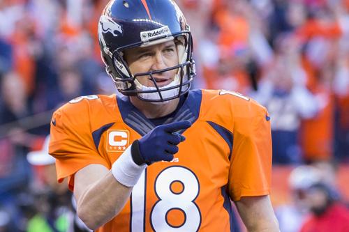 Peyton - bronco - superbowl