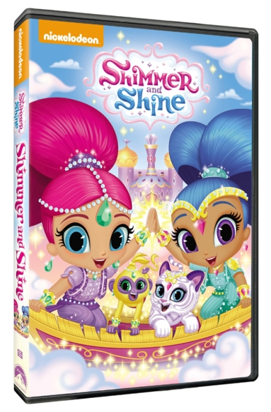 shimmer and shine video