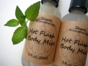 Hot Flash Body Mist
