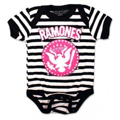 Ramones onesie