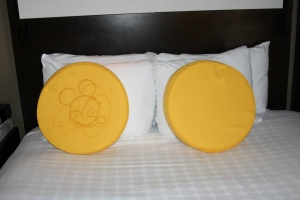 touch of mickey at the resort