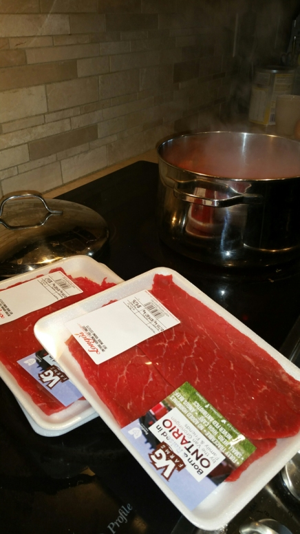 Estofado De Carne - stewing meat