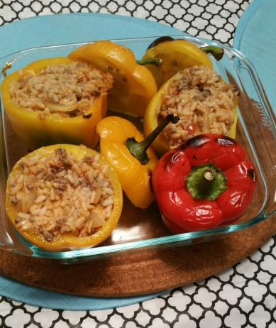 peppers tops off