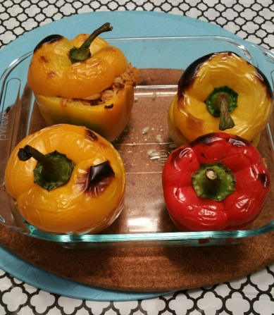 peppers tops on