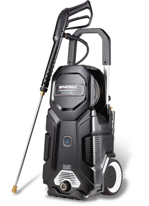 I love this thing: SIMONIZ PLATINUM 2000 PSI ELECTRIC PRESSURE WASHER
