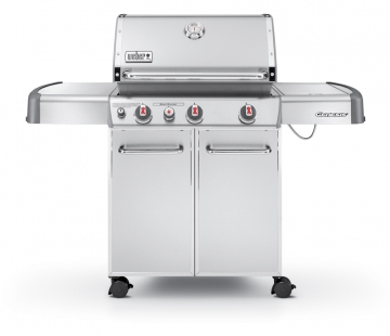 There are a few mid- to high-end brands out there. Weber is my go-to Weber Genesis S330
