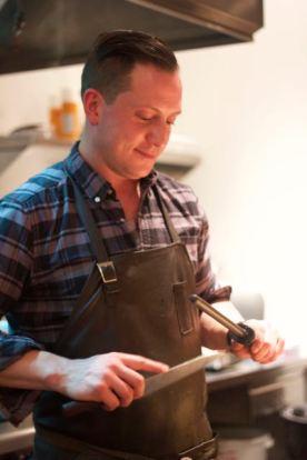 Chef Vittorio Colacitti of The Good Son