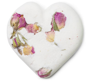 Titsy Totsy will fill a bath with the scent of romance and some lovely petals too